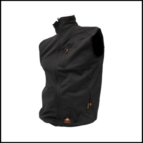 ALPENHEAT beheizbare Weste FIRE-SOFTVEST