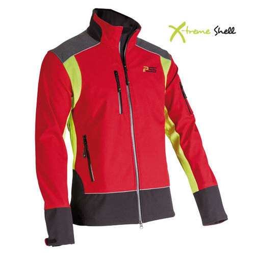 PSS X-treme Shell Softshell-Jacke