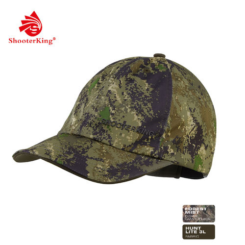 SHOOTERKING Huntflex Cap Digital Camo Forest Mist