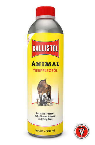 BALLISTOL Animal Pflegeöl 500 ml